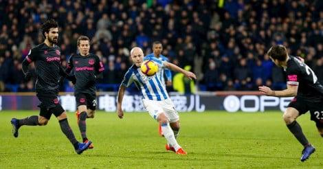 huddersfield vs everton