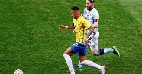 brazil vs argentina 2